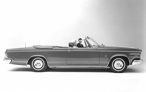 Chrysler 300K Convertible - 1964 r.
