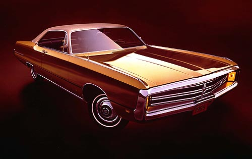 Chrysler 300 - 1969 r.