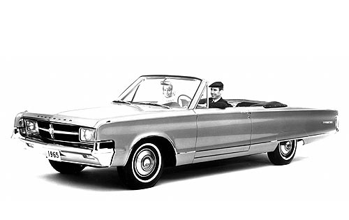 Chrysler 300L Convertible - 1965 r.